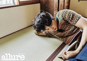 EXO  Kai For Allure  Magazine August Issue 2018