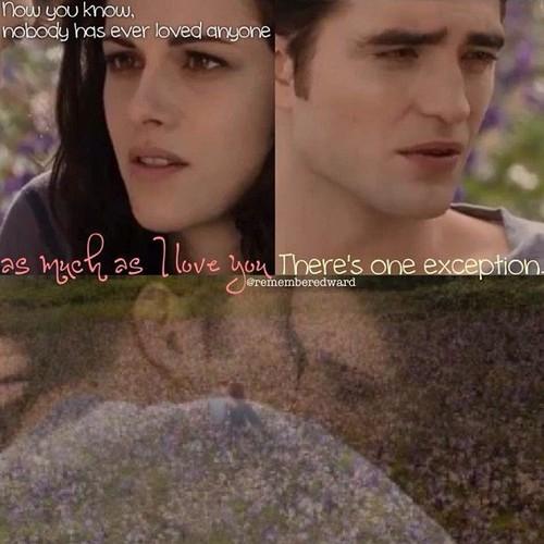 Twilight Series پیپر وال called Edward and Bella