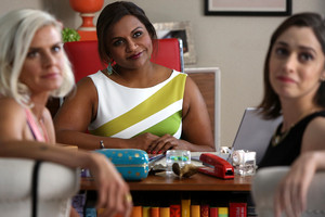 Eliza কুপ as Chelsea in The Mindy Project