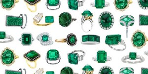 smaragd, emerald Jewelry and