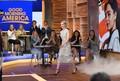 Emilia Clarke's appearance on 'Good Morning America' - emilia-clarke photo
