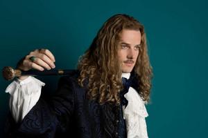 Evan as Chevalier