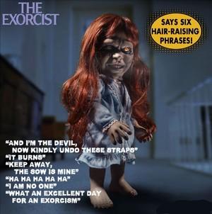 Exorcist Doll 4 ✔️