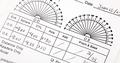 Eyeglass Prescription Chart