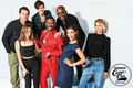 Fear The Walking Dead Cast at San Diego Comic Con 2018 - EW Portrait - fear-the-walking-dead photo
