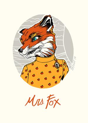Felinity लोमड़ी, फॉक्स