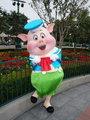 Fiddler Pig - walt-disney-theme-parks photo
