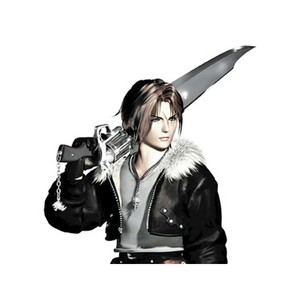 Final Fantasy VIII Squall Leonhart vacht, bont Leather jas 800x800