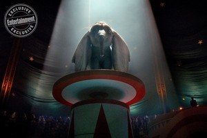 First Look Promotional تصویر ~ Dumbo