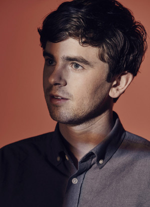 Freddie Highmore at Vulture's Primetime Emmy 2018 For Your Consideration