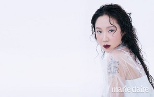 GONG HYE JIN FOR JULY 2019 MARIE CLAIRE