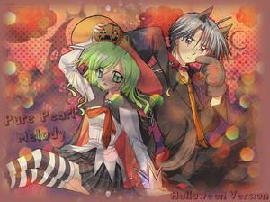 Gaito & Yuri Halloween