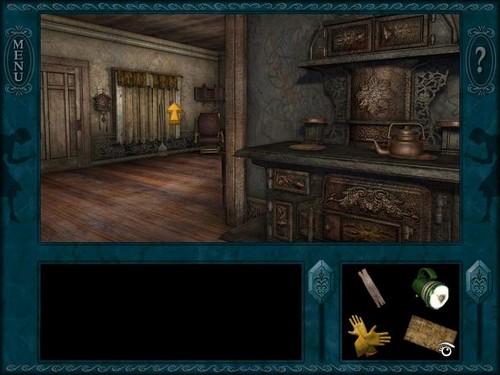 Nancy Drew games Обои called Ghost Собаки of Moon Lake