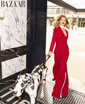 Gigi Hadid for Harper's Bazaar [May 2018]