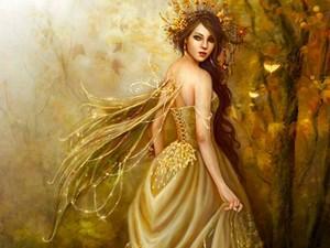 Golden Fairy