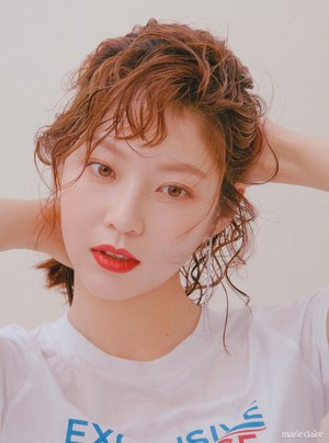 Gong Seung Yeon - Marie Claire Magazine April Issue '18