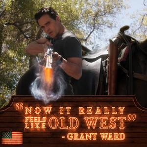Grant Ward - Wild West