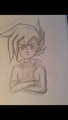 Grumpy Chazz - yu-gi-oh fan art