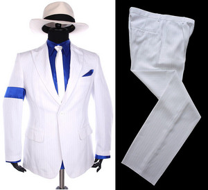 Iconic Smooth Criminal Costume