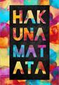 Hakuna Matata  - disney fan art