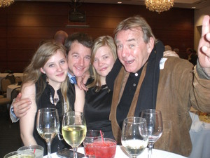 James Hall (Willie Loomis #1) and his Son and Daughters
