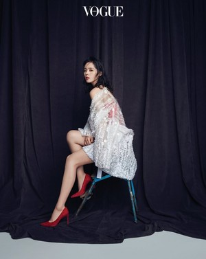 Han Ga In for VOGUE Korea