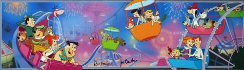 Hanna Barbera 壁纸 called Hanna Barbera Theme Park