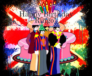 Happy birthday Ringo!