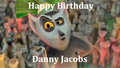 HappyBirthdayDannyJacobs - random fan art