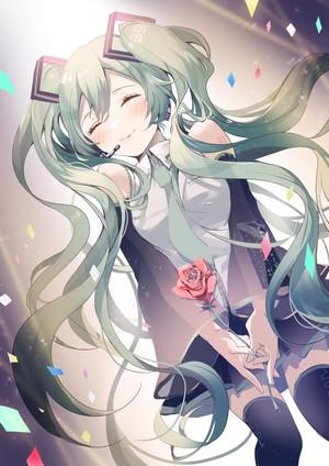 Hatsune Miku❤