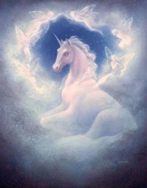 Heavenly Unicorn