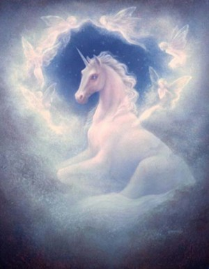 Heavenly Unicorn