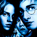 Hermione, Ron and Harry - harry-potter icon