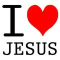 I LOVE JESUS  - jesus photo