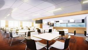 IIBM Cafeteria پیپر وال