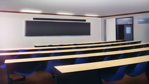 IIBM Classroom (Day) پیپر وال