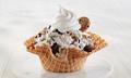 Ice Cream wobble cone - ice-cream photo
