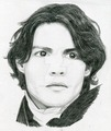 Ichabod Crane - johnny-depp fan art