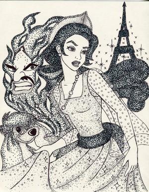 Iconic Anastasia