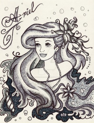 Iconic Ariel