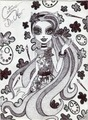 Iconic Catrine DeMew by kashmere1646 d978n2e - monster-high fan art