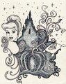 Iconic Cinderella - disney-princess fan art