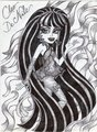 Iconic Cleo De Nile - monster-high fan art