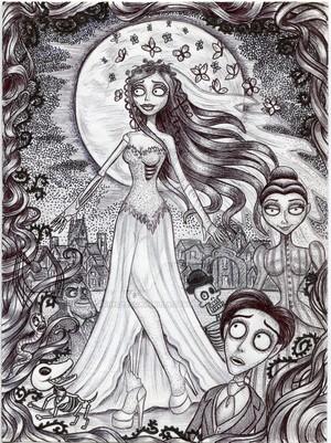 Iconic Corpse Bride