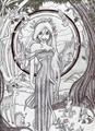 Iconic Giselle - disney-princess fan art