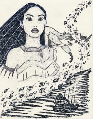 Iconic Pocahontas