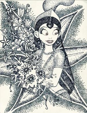 Iconic Princess Yum Yum
