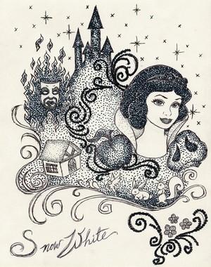 Iconic Snow White