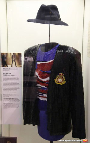 Iconic Victory Tour Stage Costume
