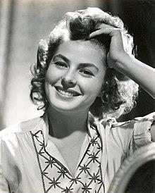 Incredible Ingrid Bergman